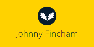 Johnny Fincham At John Hunt Publishing